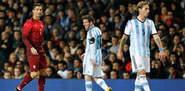 Arjantin 0 – 1 Portekiz / İskoçya 1 – 3 İngiltere